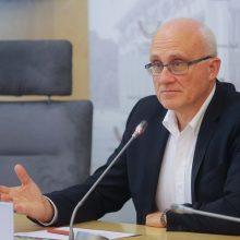S. Jakeliūnas dėl krizės kaltina Lietuvos banką