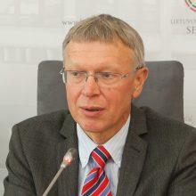 Lietuvos atstovai paliko ET Parlamentinės Asamblėjos salę