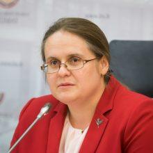 A. Širinskienės vadovaujama tyrimo komisija dirbs iki kitų metų balandžio