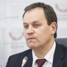 V. Tomaševskis: LLRA principingai nedalyvavo rezoliucijos dėl Baltarusijos balsavime