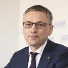 V. Bakui pasitraukus Seimo NSGK rinks naują pirmininką