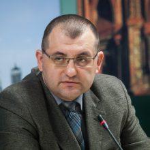 V. Kasiulevičius: kaip išsaugoti sveikatos apsaugos sistemą retėjant medikų gretoms?