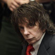 JAV legendinis muzikos prodiuseris Ph. Spectoras mirė kalėjime