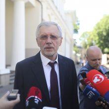 G. Kirkilas: be Lenkų rinkimų akcijos daugumos nebus