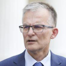 J. Sabatauskas: valdžia turi praregėti, kad rinkėjai jau pavargo nuo rietenų