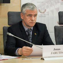 """J. Jarutis tikisi, kad Seime """"demokratijos šventė įvyks"""""""