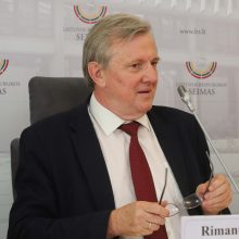 Krikščionių sąjungos pirmininkas Rimantas Jonas Dagys