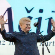 D. Grybauskaitė tapo Pasaulio lyderių aljanso – Madrido klubo – nare