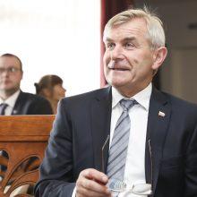 """V. Pranckietis nelauks, kol bus išmestas – iš """"valstiečių"""" trauksis pats"""