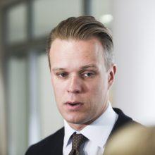 G. Landsbergis įvardijo pagrindines valdžios klaidas valdant viruso plitimą