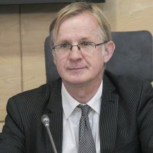 Seimui teikiama A. Bubnio kandidatūra į Genocido centro vadovus