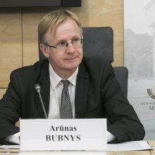 A. Pocius: kai kam A. Bubnys nepriimtinas dėl savo žinių apie buvusius KGB agentus