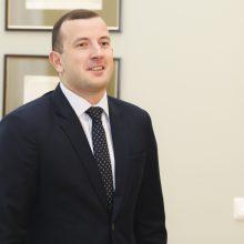 Vyriausybė patvirtino V. Sinkevičiaus kandidatūrą į eurokomisarus