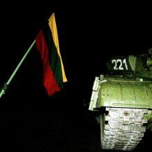 Su Laisve prieš tankus: Lietuva 29-ąjį kartą minės Laisvės gynėjų dieną