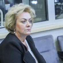 Seimas galutinai atmetė siūlymą dėl apkaltos I. Rozovai