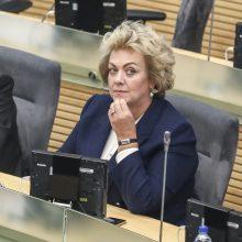 Tyrimas dėl I. Rozovos: Seimo komitetas baigė VSD atstovų apklausas