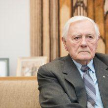 V. Adamkus: tokio jovalo Lietuvos vidaus politikoje dar nebuvo (interviu)