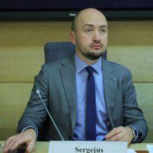 S. Muravjovas: lobistų veiklos reguliavimas neturėtų siekti pričiupti kiekvieną žmogų