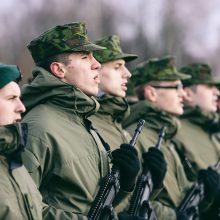 Pradedama ruoštis 2020 m. šaukimui į privalomąją karo tarnybą