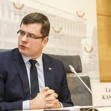 Seimo narys Laurynas Kasčiūnas