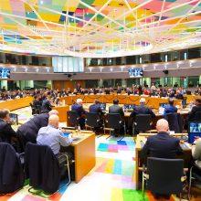 L. Linkevičius: laukiame sprendimo dėl ES derybų su Albanija ir Makedonija