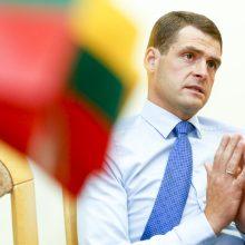 R. Žemaitaitis neslepia: sklando idėja burti naują frakciją Seime