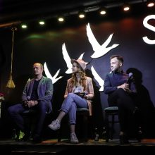 Netradiciniai debatai: politikus į diskusiją sukvietė LGBT bendruomenė