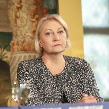 R. Budbergytė kritikuoja I. Šimonytės Vyriausybės planą: nuvalkiotų frazių rinkinys