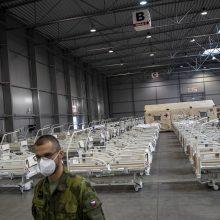 Čekijoje situacija sparčiai blogėja: naujų užsikrėtimų – 15 tūkst.