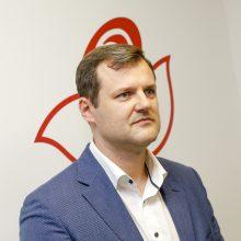 Socialdemokratų partijos taryba šią savaitę rinks laikinąjį pirmininką