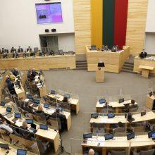 Verdiktas dėl Seimo darbo per pandemiją: galės šaukti nuotolinius posėdžius