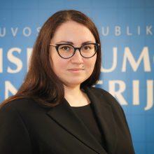 Ministrė: Lietuva saugos teisėjus ir prokurorus nuo Rusijos persekiojimo