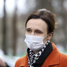 V. Čmilytė-Nielsen: nėra tikslo skubinti lietuvišką imuniteto paso atitikmenį