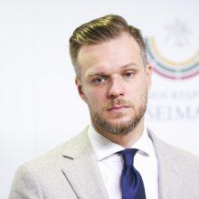 G. Landsbergis: turime lūkestį, kad Lietuvos ambasadorius galėtų grįžti į Pekiną