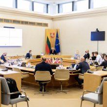 Vyriausybė pritarė 2022 metų biudžetų projektams