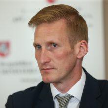 Seimo socialdemokratų partijos frakcijos Seime narys Linas Jonauskas