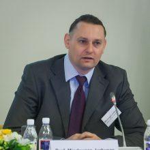 Prezidentas LRT tarybos nariu paskyrė politologą M. Jurkyną