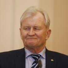 K. Glaveckas teisme liudijo, kodėl nebalsavo dėl vartojimo kreditų pataisos