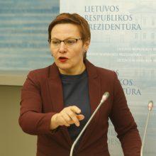 D. Grybauskaitės patarėja D. Ulbinaitė kandidatuos į Seimą
