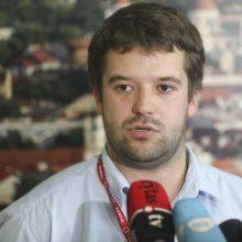 VTEK nustatė jau antrą P. Poderskio pažeidimą per metus
