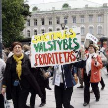 S. Skvernelis: papildomi 180 mln. eurų švietimui nėra realu