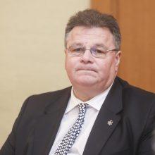 L. Linkevičius: sankcijos Rusijai turi tęstis