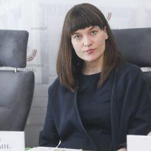 Seimo TS-LKD frakcijos seniūno pavaduotoja Radvilė Morkūnaitė-Mikulėnienė
