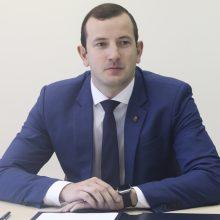 """V. Sinkevičius: Europos komisaro postas turi atitekti """"valstiečiams"""""""