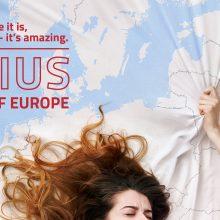 Skandalingoji Vilniaus reklama skina laurus turizmo apdovanojimuose