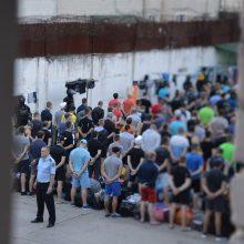 Lietuvoje mažėja kalinių skaičius