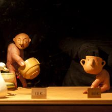 Menų spaustuvėje – instaliacija kūdikiams, cirkas ir dokumentika