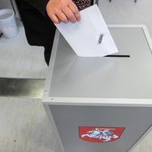 Visi pretendentai į Radviliškio mero postą surinko reikalingus rinkėjų parašus