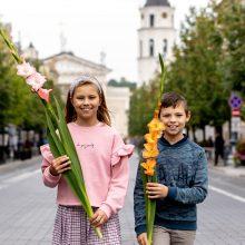 Premjerė sveikina su Rugsėjo 1-ąja: linki įdomių ir prasmingų mokslo metų