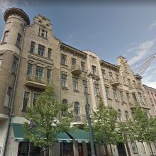 Muzikos akademija parduos pastatą sostinės centre